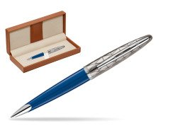 Długopis Waterman Carene Contemporary Blue Obssesion CT w pudełku classic brown