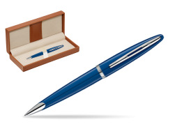 Długopis Waterman Carene Blue Obssesion CT w pudełku classic brown