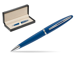 Długopis Waterman Carene Blue Obssesion CT w pudełku classic black
