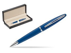 Długopis Waterman Carene Blue Obssesion CT w pudełku classic pure black