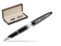 Pióro kulkowe Waterman Carène Ombres & Lumieres CT w pudełku classic pure black